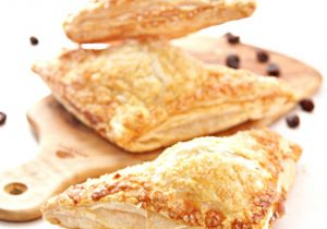 Boozy Apple Raisin Turnover Recipe