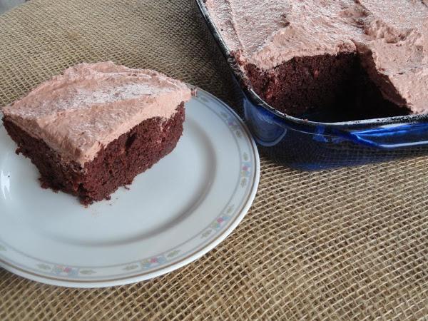Drunken Chocolate Covered Strawberry Cake Recipe