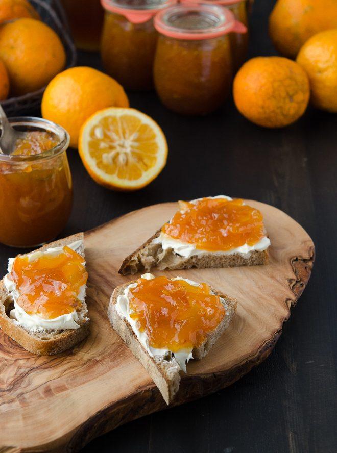 Honey Whiskey Marmalade Recipe