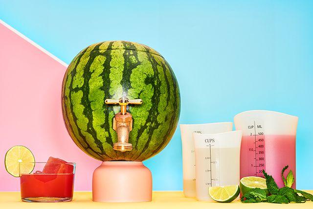 Watermelon Keg Recipe