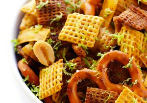 Tequila Lime Chex Mix