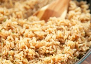 Beer Rice