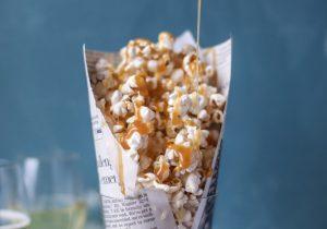 Champagne Caramel Popcorn