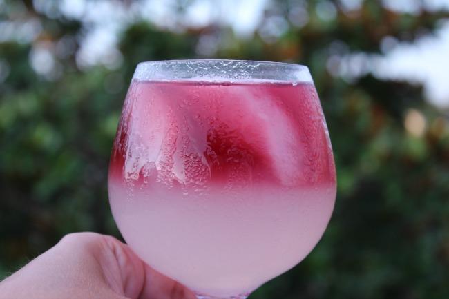 Lemonade Wine Cocktail