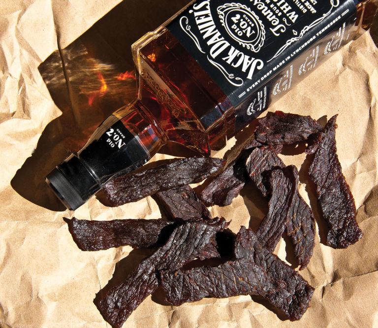 Whiskey Jerky
