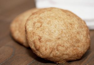 Old Fashioned Snickerdoodles with Bourbon and Bitters